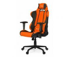 Arozzi TORRETTA Fauteuil Gaming pour Bureau Tissu Orange 152 x 54 x 50 cm - Sièges et fauteuils de bureau