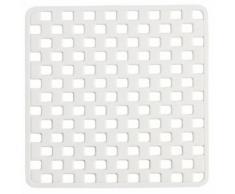 Sealskin tapis de bain antidérapant, blanc, 50 x 50 x 3 cm - Accessoires salles de bain et WC