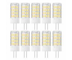 G4 51 LED Luminaire Bi-Pin Base Ampoule De Maïs Equivalent Super Lumineux Remplacement pour L'éclairage À La Maison LD1692 - Équipements électriques pour luminaire