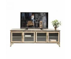 meuble tv kontor métal kare designmeuble tv kontor métal kare design - meuble tv