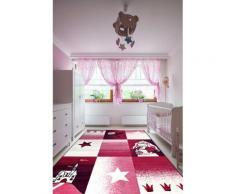 Tapis chambre filles BAMBINO PRINCESSE Tapis Enfants par Dezenco 80 x 150 cm - Tapis et paillasson