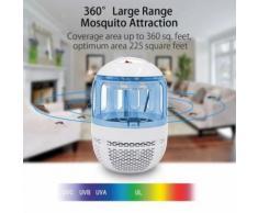 Le piège à moustiques Fly Insecticide UV Lampe à 360 degrés Évasion Proof Mesh - Équipement et matériel de sécurité