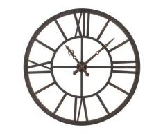 Horloge murale Factory LED Kare Design - Décoration murale