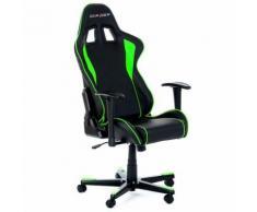 Siege formula f08 noir/vert - Sièges et fauteuils de bureau
