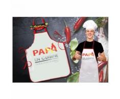 Tablier de Cuisine - Papa en Cuisine - Accessoires de rangement