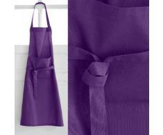 Tablier de cuisine violet Deep Purple - Rideaux et stores