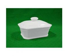 Porcelaine blanche blanc*terrine rect.n4 600g*5236 - Ustensiles