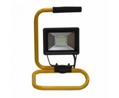 Spot LED sur base 20W 1400 lumens - I-Watts - Éclairage de chantier