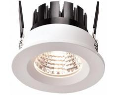 Spot LED THOMSON encastrable INCA fixe 8W 650Lm IP54 Blanc neutre - Appliques et spots