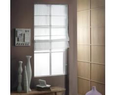 Store Bateau Voile - 50 x 180cm-Blanc - Fenêtres et volets