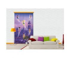 AG Design FCC/4102 L rideau voilage pour chambre d'enfant motif fées Disney - Objet à poser