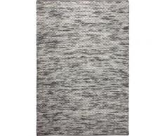 Tapis Reflection design Esprit motif Uni/Degradé Gris 130x190 - Tapis et paillasson