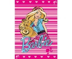 Tapis BARBIE GLAM GIRL Tapis Enfants par Barbie 95 x 133 cm - Tapis et paillasson