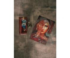 Tapis design MOROCCO SECRET Tapis Moderne par Unamourdetapis 80 x 150 cm - Tapis et paillasson