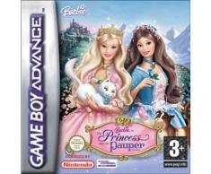 Pack Barbie Princesse - Game Boy Advance