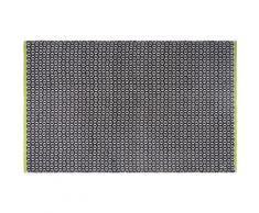 Fabhabitat - Tapis intérieur extérieur Vernon noir 180 x 120 cm - Tapis et paillasson