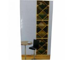Decor Mural Adhesif Caviste - Boite de rangement