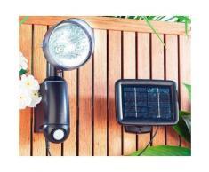 Lampe-tempête LED à intensité variable - Batterie - Eclairage extérieur