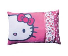coussin rectangulaire 028x042 cm HELLO KITTY 100% polyester - Rideaux et stores