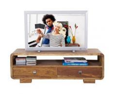 Meuble TV en bois Authentico Club Kare Design - Objet à poser