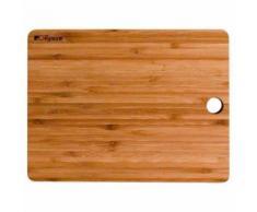 Petite planche à découper bambou 25 x 19 cm - NewCook Optima par Guy Degrenne - Ustensiles
