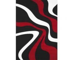 DIAMOND Tapis de salon Rouge 120x170cm - Tapis et paillasson