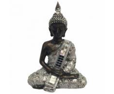 Statuette en résine Bouddha Éveil - Objet à poser