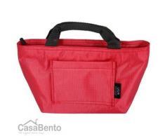 CasaBento - Mini sac isotherme UGM - Rouge - pique nique