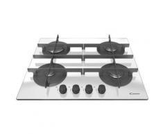 Candy cvg 64 stgb encastrer gaz noir, blanc cvg 64 stgb - Grillade et barbecue
