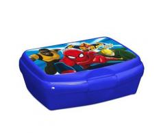 Lunch box en pvc Spiderman - Autres