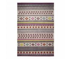 Tapis Ethnic Chic de chez Esprit motif Ethnique Multicolore 130x190 - Tapis et paillasson