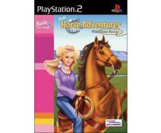 Barbie Horse Adventures - Wild Horses Rescue - PlayStation 2