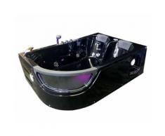 BAIGNOIRE BALNEO BAIN Orion BALNEO ANGLE TOURBILLON MASSANTE 180 x 120 cm SPA - Installations salles de bain