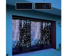 Rideau lumineux 288 LED 460x120cm