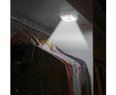 Éclairage de placard à LED x3 VIRAGE