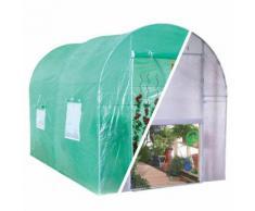 Serre de jardin 300cm x 200cm x 180 cm