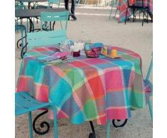 Lot de 4 serviettes de table Mille Wax GARNIER THIEBAUT, 55 x 55 cm