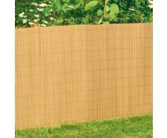 Canisse brise vue effet Bambou - JET7GARDEN (Dimensions : 1,20 m x 3 m ),