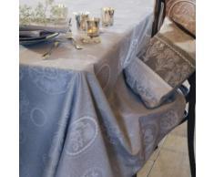Lot de 4 serviettes de table Mille Eclats GARNIER THIEBAUT, 55 x 55 cm