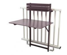 Table rabattable FERMOB Bistro Balcon,