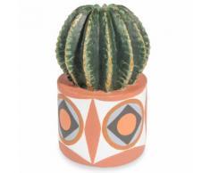 Statuette cactus H.13cm PICADILLO