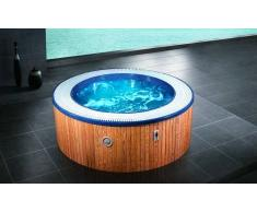 items-france TINOS - Spa 220x220 pour 5 personnes balboa