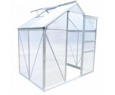 Serre de jardin polycarbonate - 2,51 m²